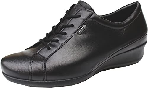 ECCO Women's Abelone Lace Up Gore Tex Shoes