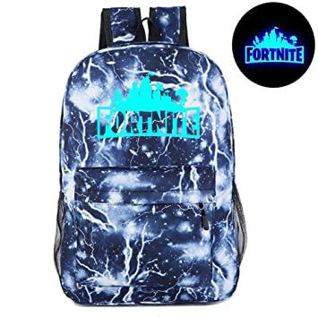 307b96810391f HomerLover Luminous Fortnite Backpack ST1456-Z125 Kids  Amazon.co.uk   Electronics