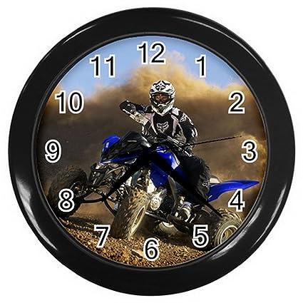 Relojes de pared ESYMH079 Yamaha New Motorcycle MOTOBIKE RACING WALL CLOCKS HOME DECOR CLOCK
