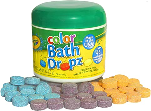 Crayola Color Bath Dropz