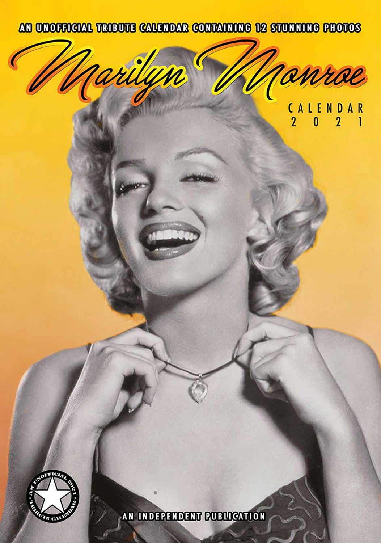 Marilyn Monroe Calendar   Calendars 20   20 Wall Calendars ...