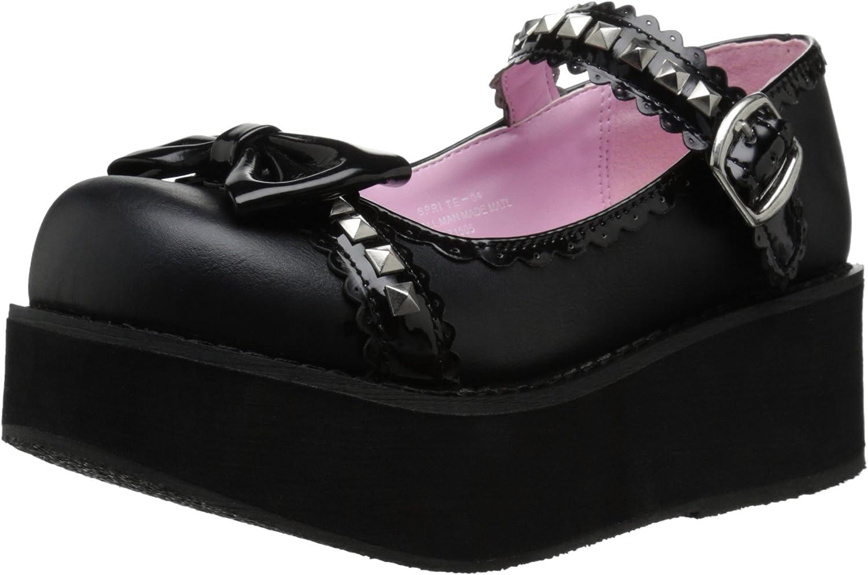 B0017W00M8 Demonia Women's SPR04/BVL-S-PT Mary Jane Shoe 71sVYqE2q8L.UL1500_