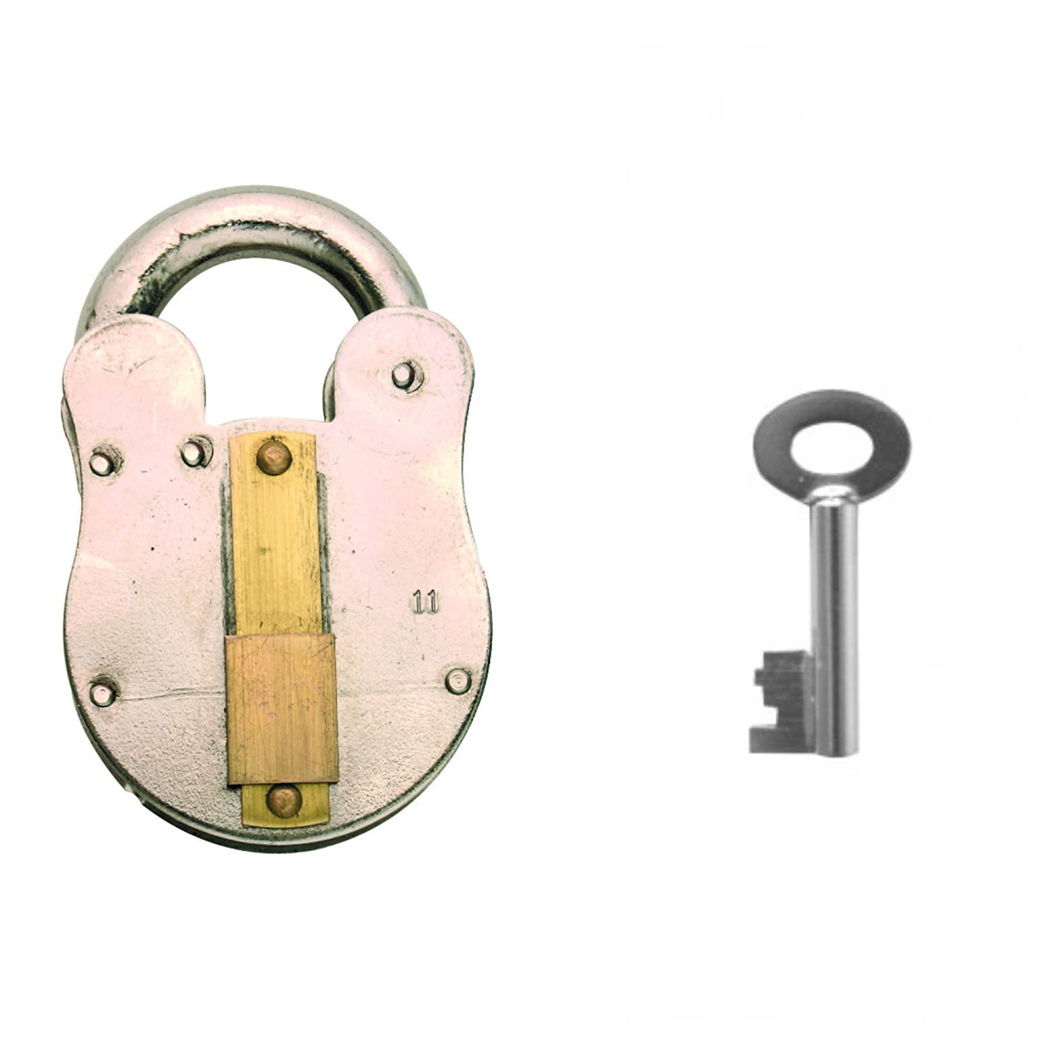 LFB11 Padlock + 1 Key Go Door Handle