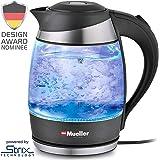 Mueller Premium 1500W Electric Kettle Water...