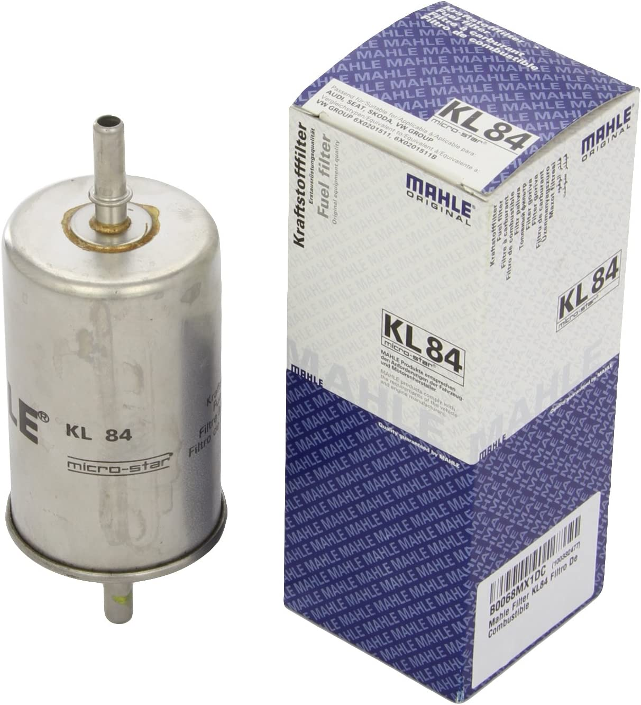 Mahle Filter KL84 Filtro De Combustible