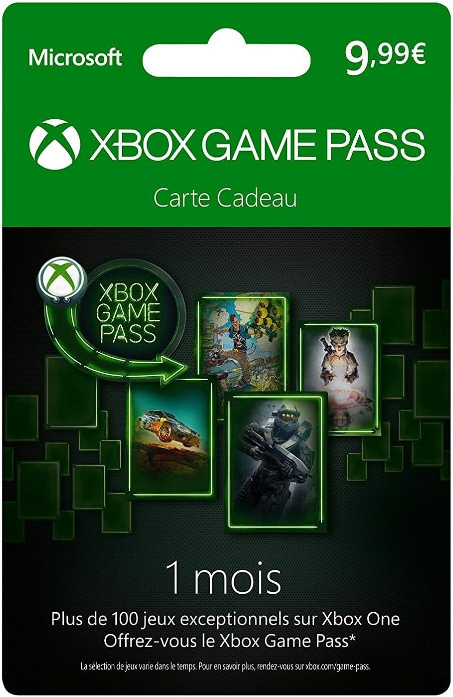 Amazon com: Xbox Game Pass | 1 Monat Mitgliedschaft | Xbox Live