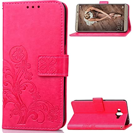Amazon.com: Huawei Honor5X/GR5/Mate7Mini Wallet Stand Case ...