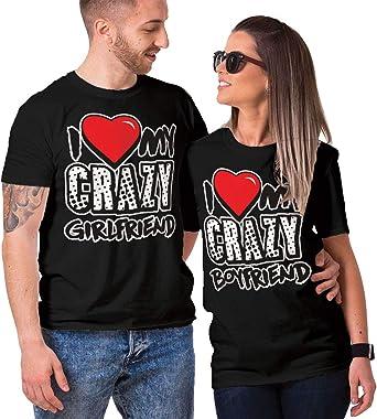 I Love Heart My Fiance Ladies T-Shirt