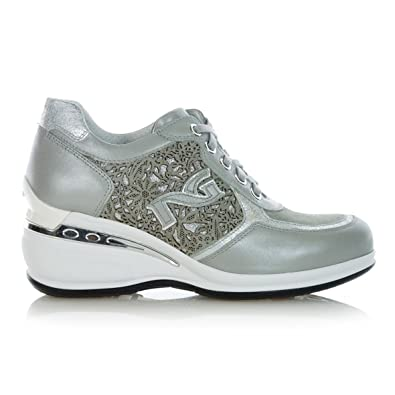 Nero Giardini , Sneakers basses femme - Noir - noir, 35 EU