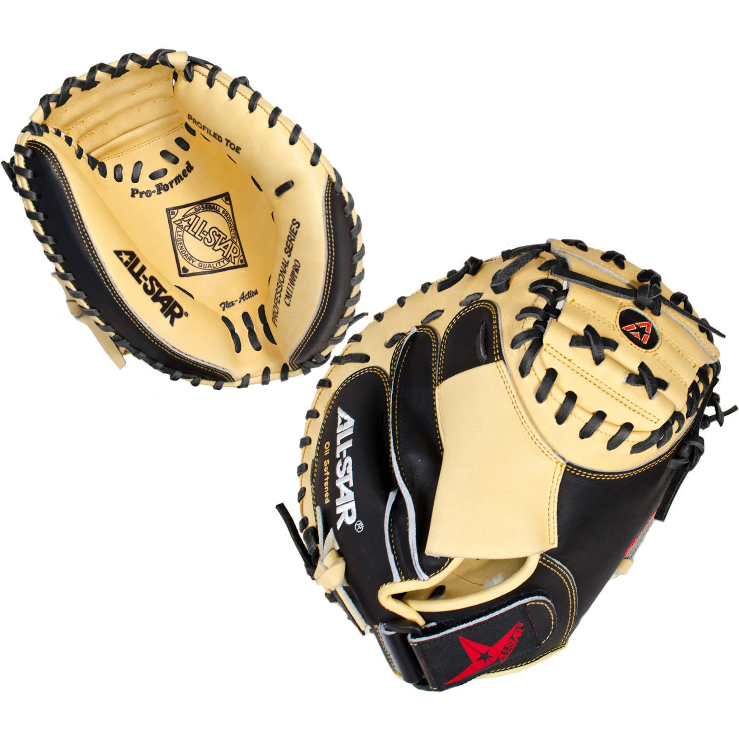 All-Star Youth Pro Series 31.5'' Catcher's Mitt by All star
