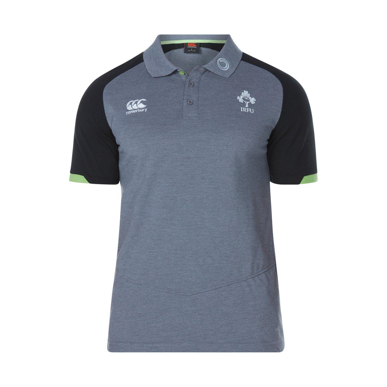 Offizielles IRFU Herren Irland Rugby vapodri Baumwolle Pique Polo Shirt:  Amazon.de: Sport & Freizeit