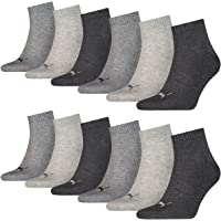 PUMA Quarters Socken 3P- Calcetines