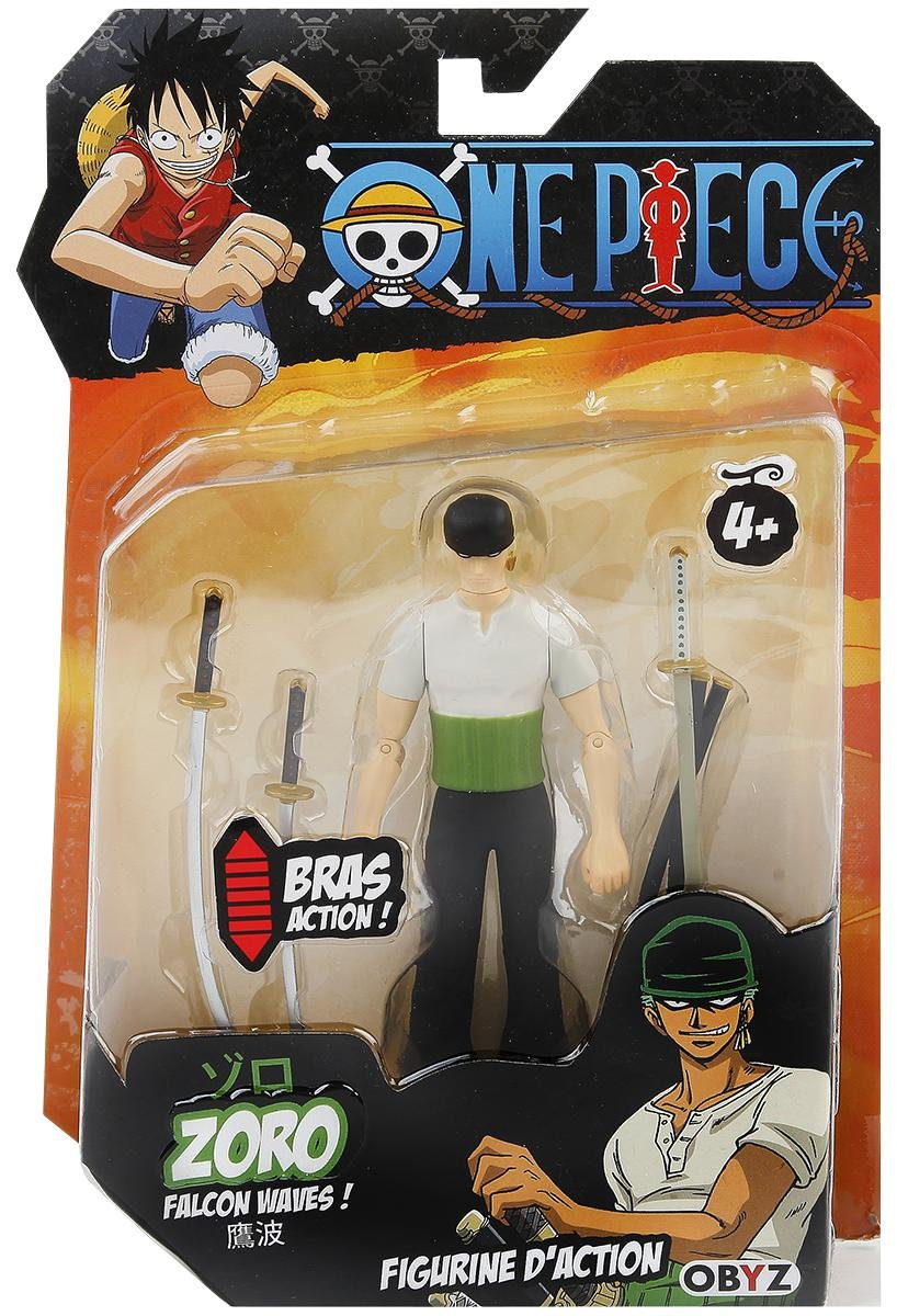 Zoro 12cm 3700789280071 Figurine Obyz One Piece