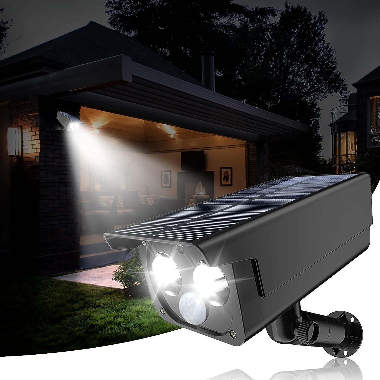 solar lights outdoor 2 leds solar