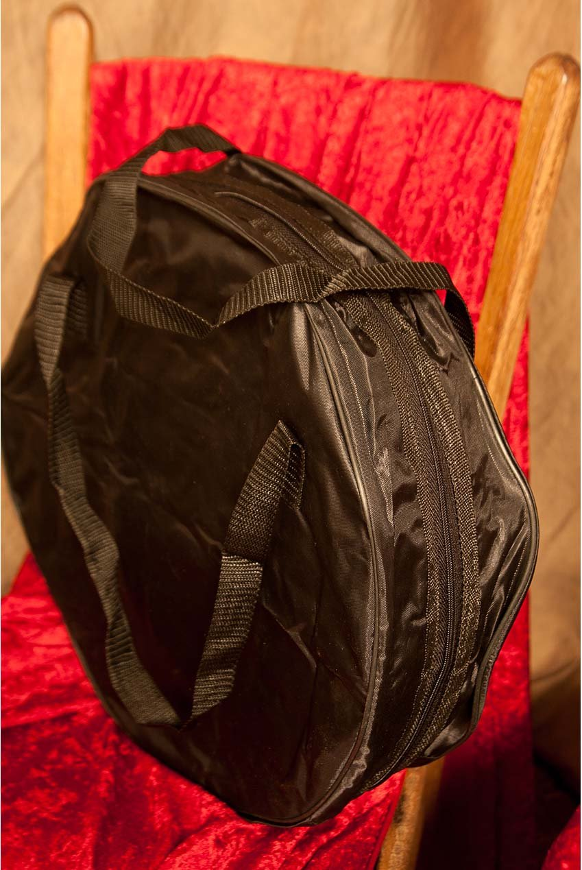 16-by-4.5-Inch Economy Style for Bodhran Roosebeck Nylon Case