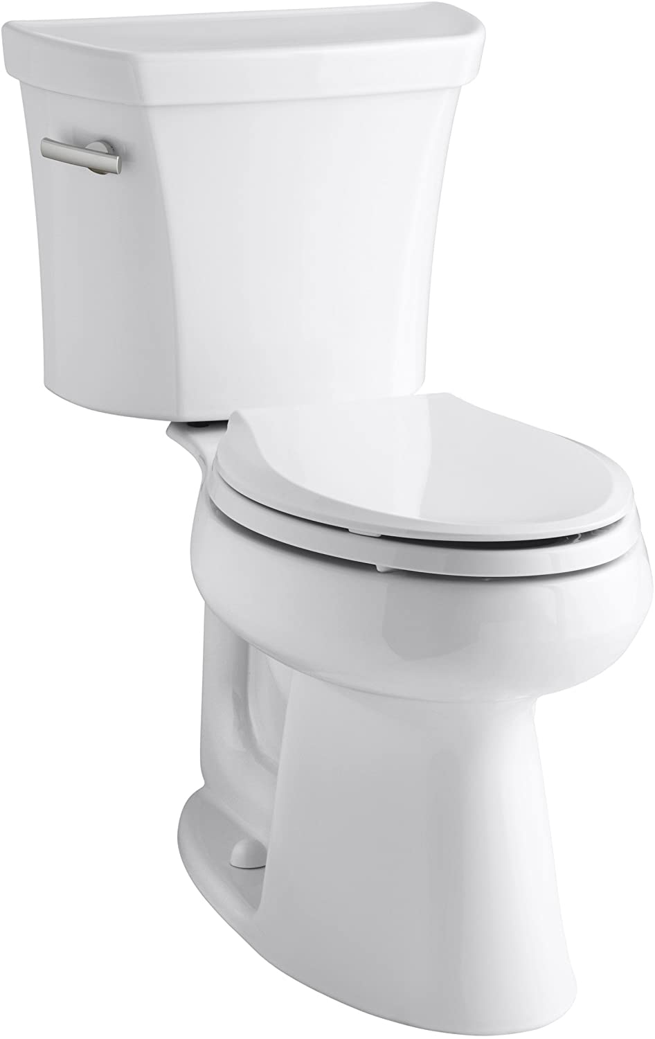 best comfort height toilets: KOHLER K-3999-0 Highline Comfort Height Toilet