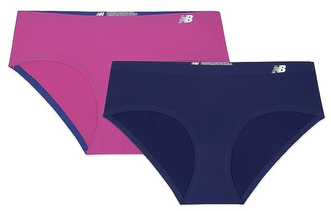 7e81a43f56 New Balance Womens Bond Hipster Panty 2-Pack at Amazon Women s ...