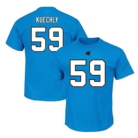 new product b170d de60b best luke kuechly jersey amazon b1d50 ac3dd