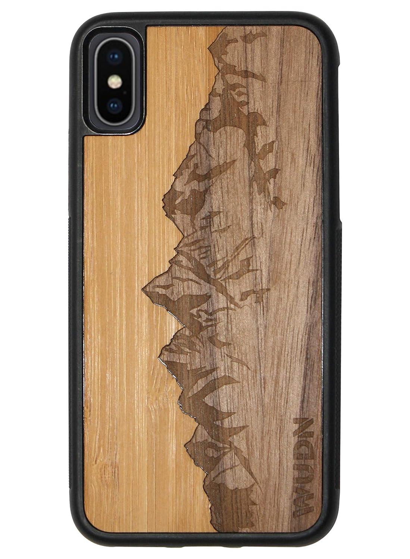 Amazon.com: wudn delgado y ligero moderno Sawtooth montañas ...