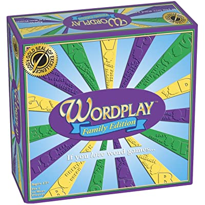 Wordplay Family Edition - Board Game for Ages 14 and up: Toys & Games