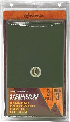 Gazelle GWP01GR Wind Panel Side Wall Accessory