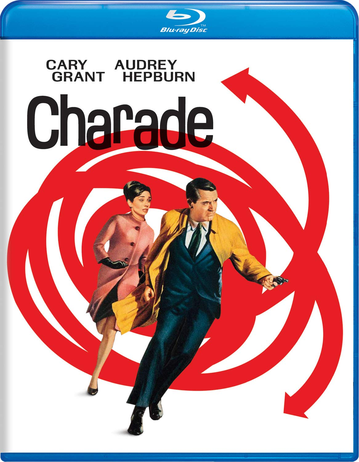 Blu-ray : Charade - 50th Anniversary Edition (Anniversary Edition)