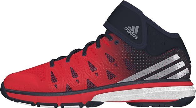 adidas energy volley boost rosso uomo