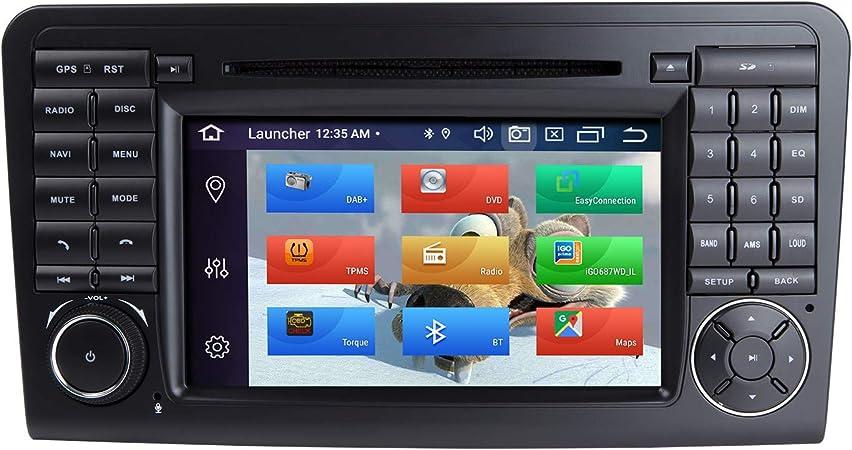 Zltoopai Car Multimedia Player For Mercedes Benz Gl Ml Class W164 X164 Ml350 Ml450 Ml500 Gl320