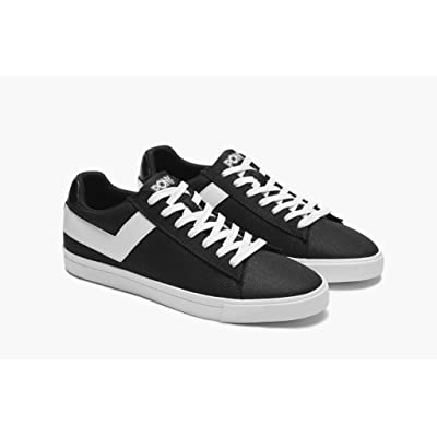 Pony Women's Top-Star-Lo-Core-Canvas Sneakers Shoes   Fashion Sneakers