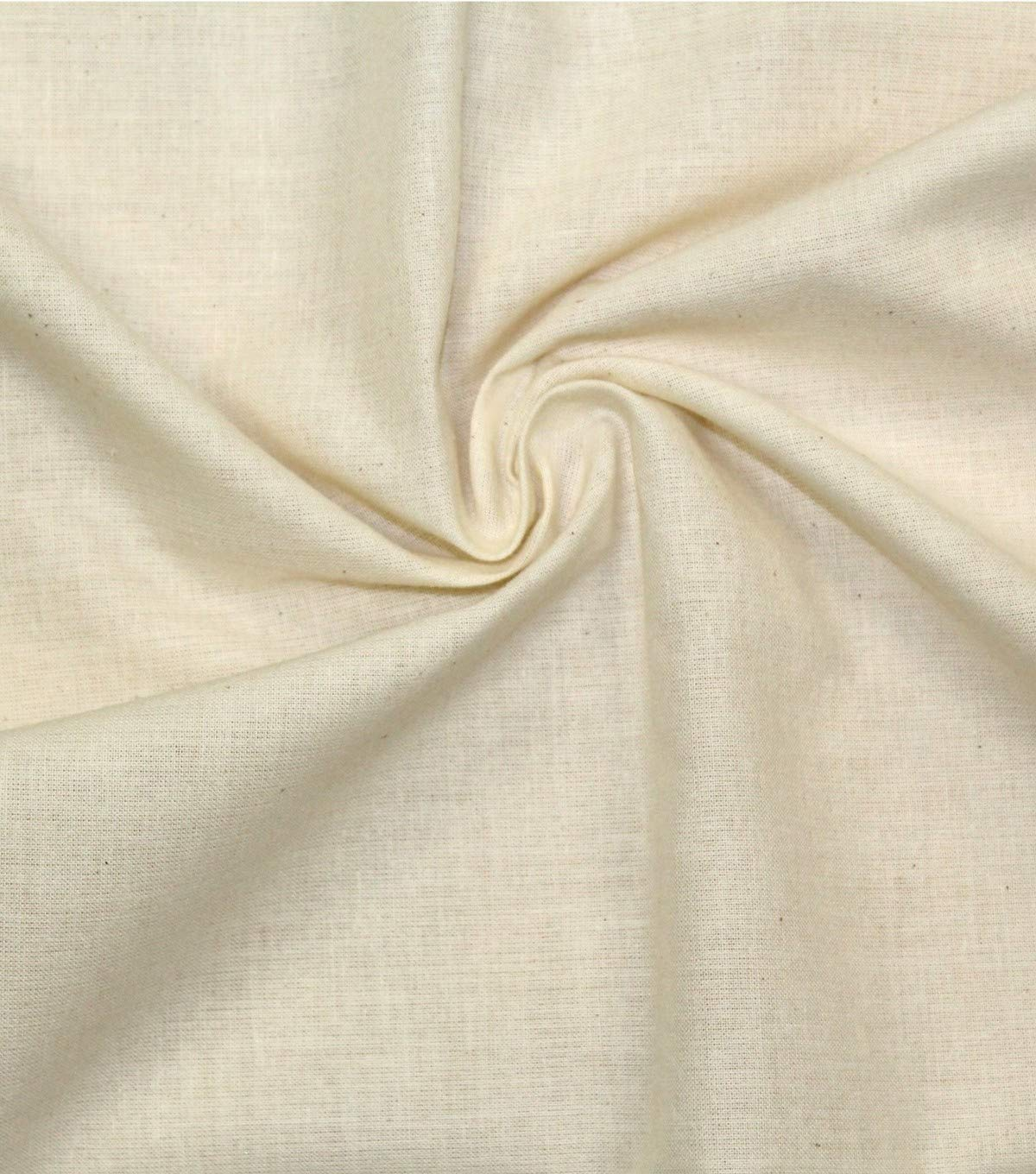 Rockland 86230 200 Count Muslin, Unbleached/Natural by Rockland (Image #5)