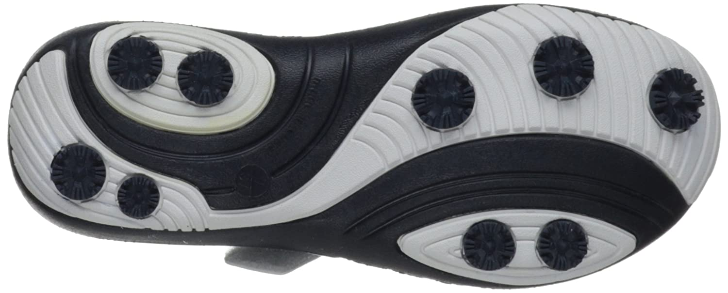 DAWGS Women's Golf Spirit Walking Shoe B0036ZXYG8 11 B(M) US|Navy/White