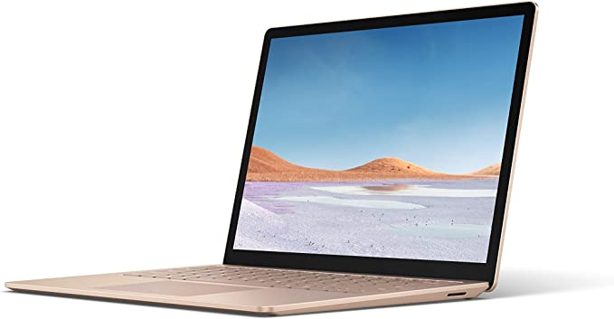 Microsoft Surface Laptop 3 rose gold pink