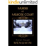 Murder at Melrose Court: A 1920s Christmas Country House Murder (Heathcliff Lennox Book 1)