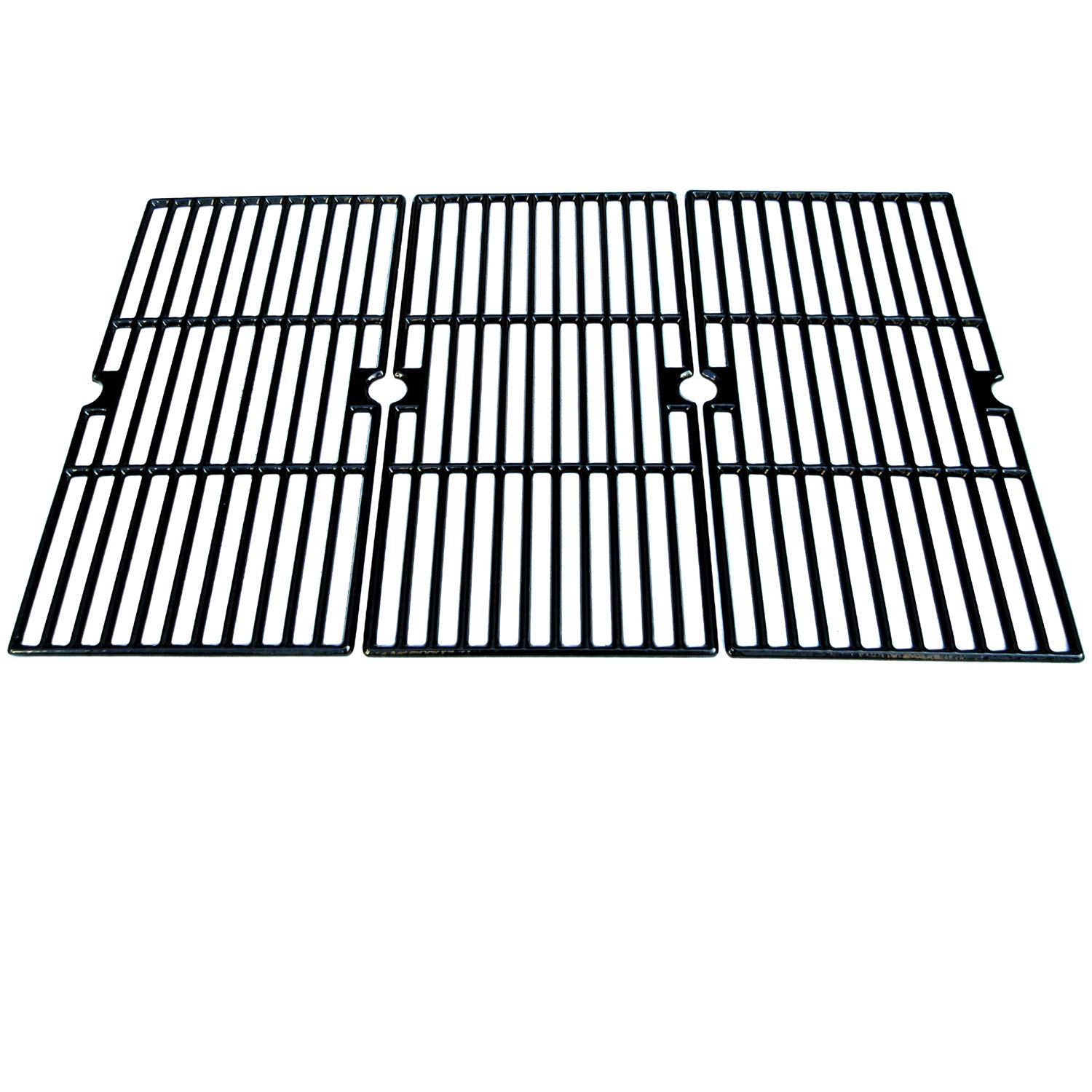 Direct store Parts DC121 Polished Porcelain Coated Cast Iron Cooking Grid Replacement Charbroil,Kenmore,Master Chef Gas Grill