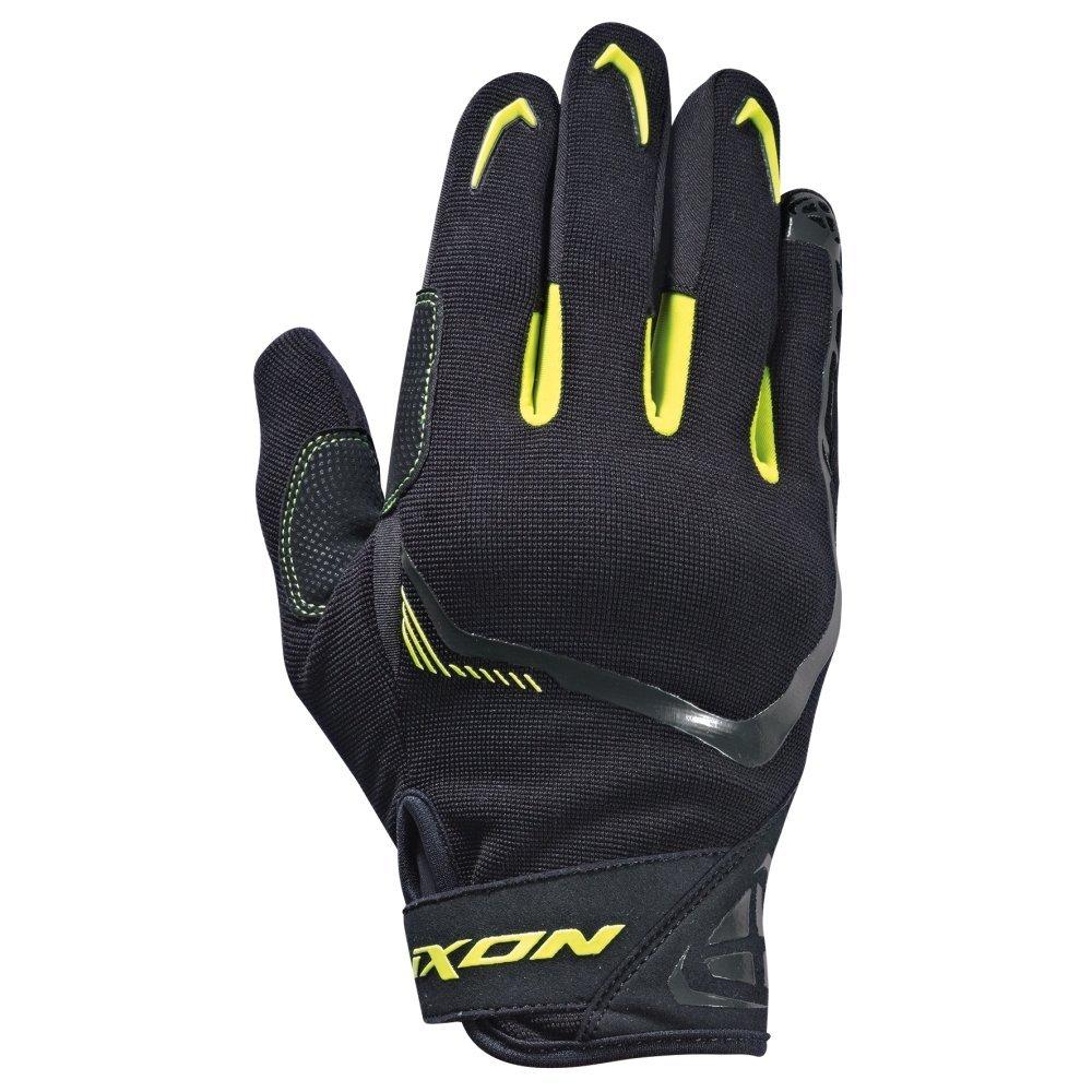 IXON RS Lift 2.0 Motorcycle Gloves, Black, Green, XL 300101009-1061