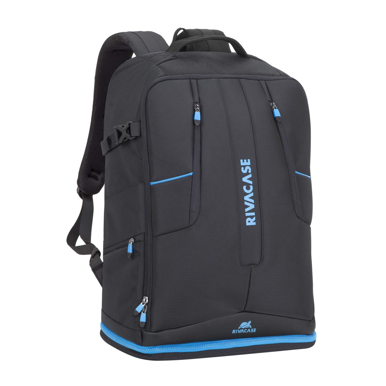 Rivacase 7890 Phantom 4 Large Waterproof Backpack for DJI Phantom 4 and DSLR Cameras - Black by Rivacase