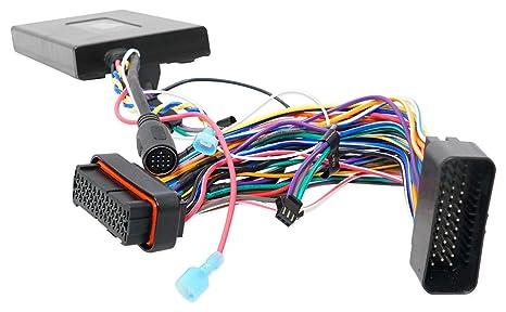 Amazon.com: Metra BT-HD01 Bluetooth Audio Interface for Select 2006-13 Harley Davidson Radio: Automotive