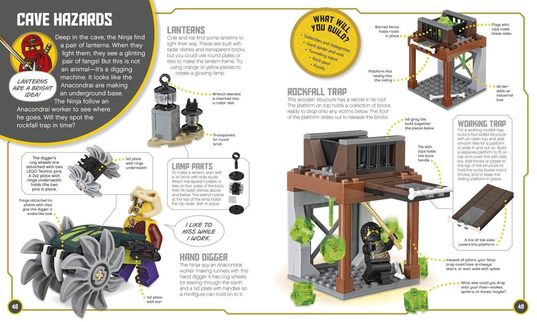 Lego r Ninjago: Build Your Own Adventure: With Lloyd ...