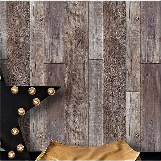 Original Wood Texture Papier Peint Imitation Bois Plank