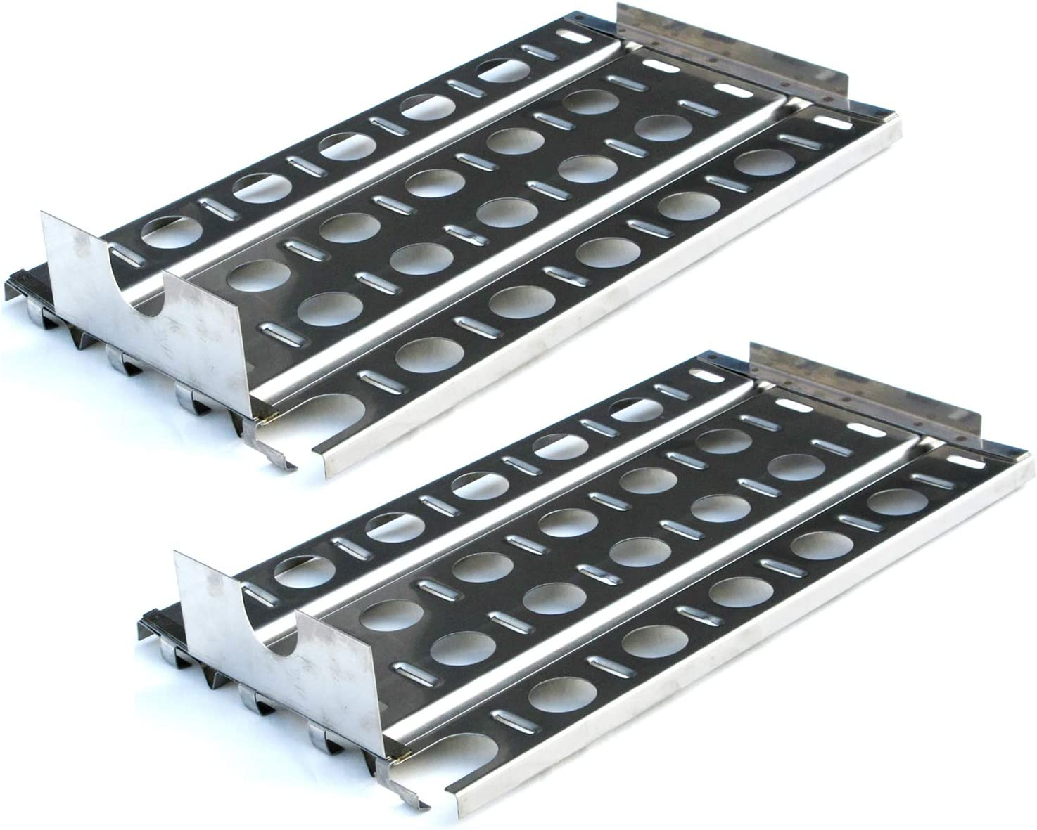 Direct Store Parts DP114 (2-Pack) Stainless Steel Heat Plates Replacement for Lynx Gas Grill Models (2) : Garden & Outdoor