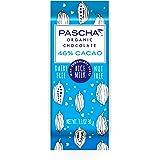Pascha Organic Vegan Rice Milk Chocolate Bar, 46% Cacao, 1.1 Ounce (Pack of 15)