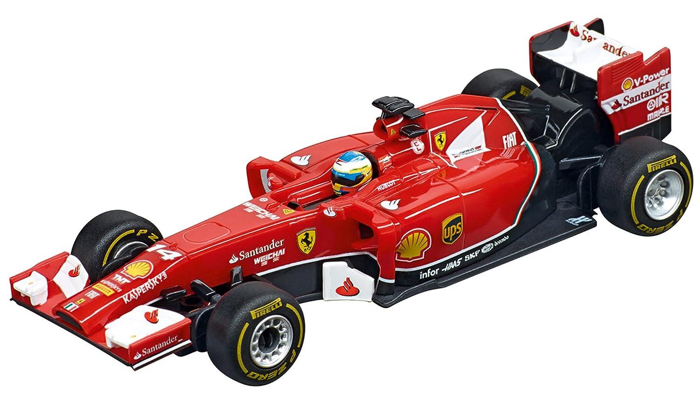Carrera Go!!! 64028 Modellino Auto Ferrari F 14 T F.Alonso, No.14 20064028