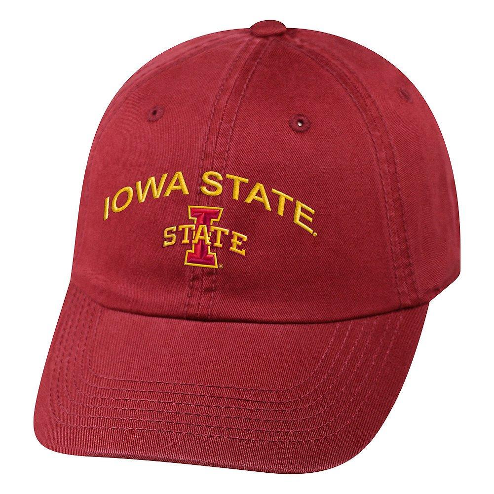 timeless design 87c9e d8927 Amazon.com   Elite Fan Shop NCAA Men s Adjustable Hat Relaxed Fit Team Arch    Sports   Outdoors
