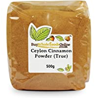 Buy Whole Foods Online Ceylon Cinnamon Powder 500 g
