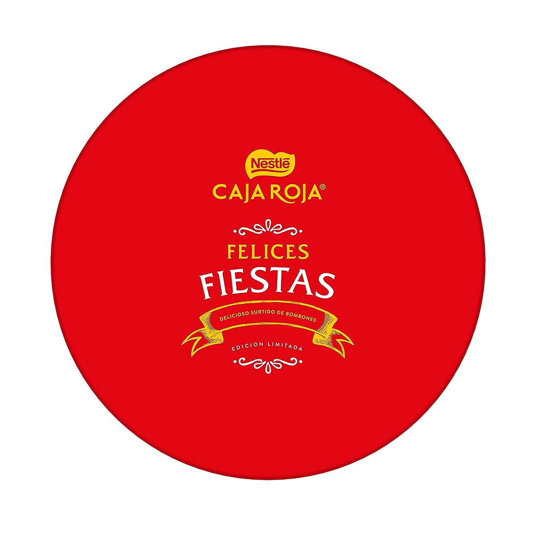 Nestlé Caja Roja - Bombones de Chocolate - 500 g: Amazon.es ...