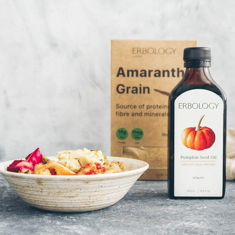 Semillas de Amaranto Bio 500g - Ricas en Proteínas - Sin Gluten ...