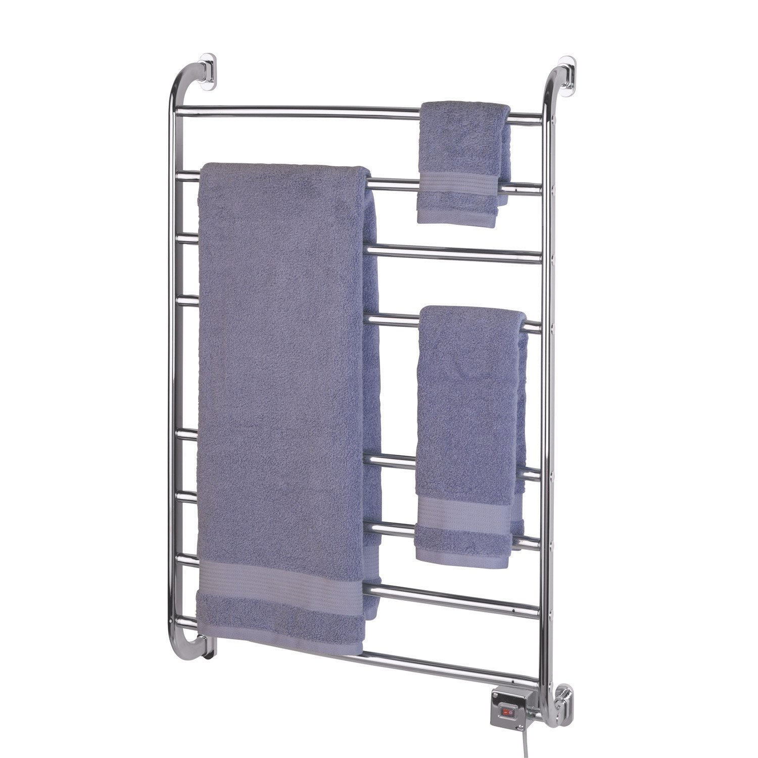 Amazoncom Warmrails HWSW Kensington Wall Mounted Towel Warmer