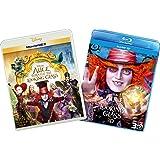 アリス・イン・ワンダーランド/時間の旅 MovieNEXプラス3D:オンライン予約限定商品 [ブルーレイ3D+ブルーレイ+DVD+デジタルコピー(クラウド対応)+MovieNEXワールド] [Blu-ray]