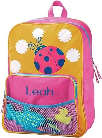 Personalised Kids Backpack Any Name Princess Girl Childrens School Bag 9
