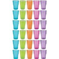 idea-station Vasos de plástico reutilizable 350 ml 30